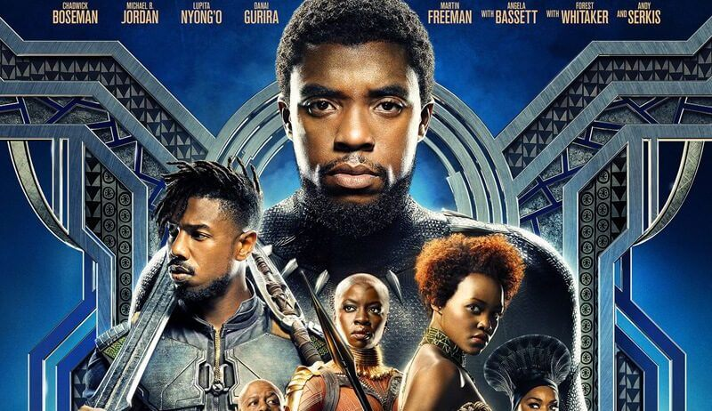 Social Media Profiles of Nigerians who Appeared in The Black Panther Movie